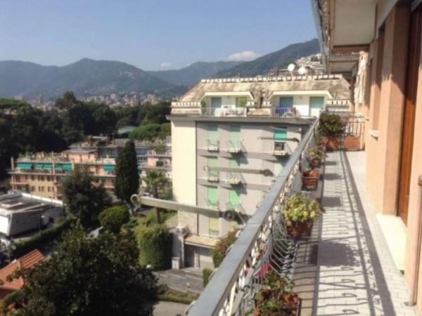 Appartamento in vendita a Rapallo, Mare, Con giardino, 120 mq - Foto 16