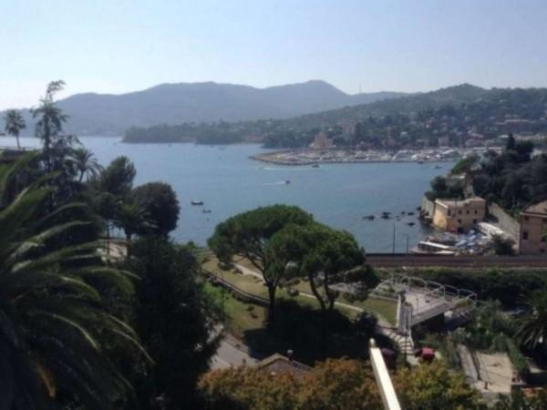 Appartamento in vendita a Rapallo, Mare, Con giardino, 120 mq - Foto 1