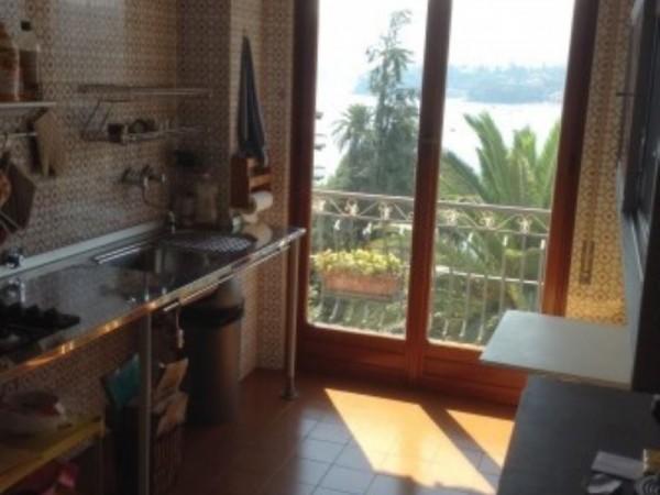 Appartamento in vendita a Rapallo, Mare, Con giardino, 120 mq - Foto 9