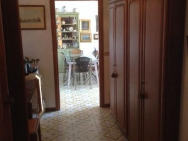 Appartamento in vendita a Rapallo, Mare, Con giardino, 120 mq - Foto 8