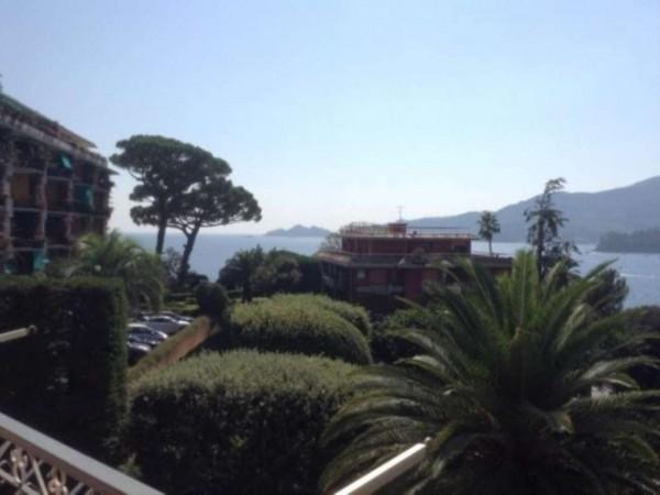 Appartamento in vendita a Rapallo, Mare, Con giardino, 120 mq - Foto 13