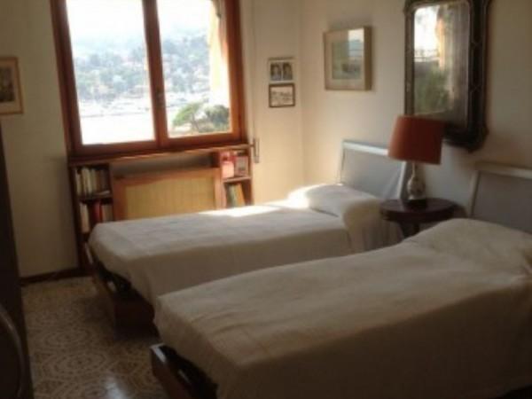 Appartamento in vendita a Rapallo, Mare, Con giardino, 120 mq - Foto 10