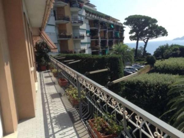 Appartamento in vendita a Rapallo, Mare, Con giardino, 120 mq - Foto 15