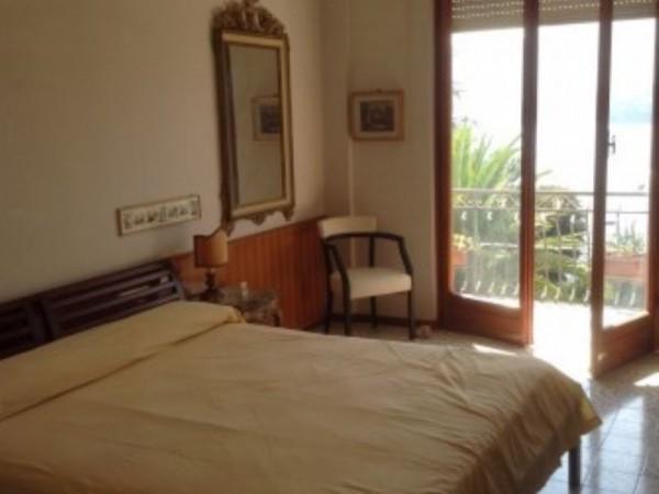 Appartamento in vendita a Rapallo, Mare, Con giardino, 120 mq - Foto 12