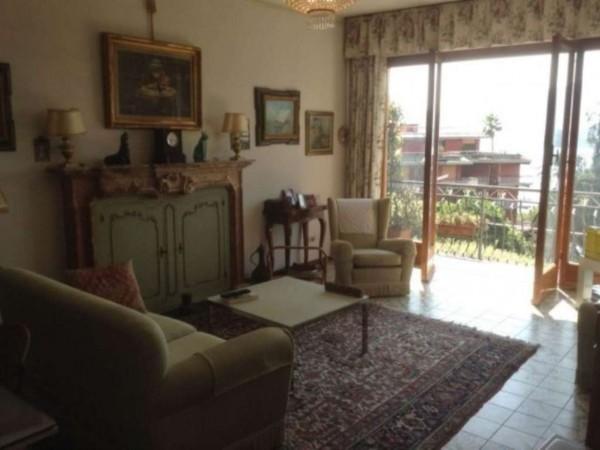 Appartamento in vendita a Rapallo, Mare, Con giardino, 120 mq - Foto 14