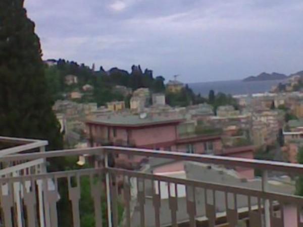 Appartamento in vendita a Rapallo, Via Camporino, Arredato, 55 mq