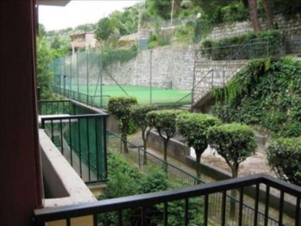 Appartamento in vendita a Rapallo, Via Betti, Arredato, 50 mq