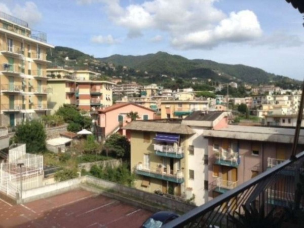 Appartamento in vendita a Rapallo, Torre Menegotto, 140 mq - Foto 20