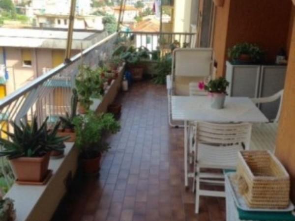 Appartamento in vendita a Rapallo, Torre Menegotto, 140 mq - Foto 1