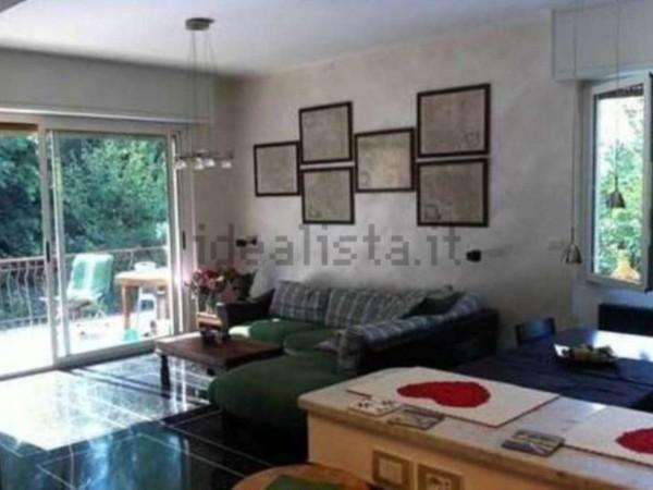 Appartamento in vendita a Rapallo, Santa Maria Del Campo, Arredato, con giardino, 120 mq - Foto 13