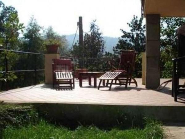Appartamento in vendita a Rapallo, Santa Maria Del Campo, Arredato, con giardino, 120 mq - Foto 1