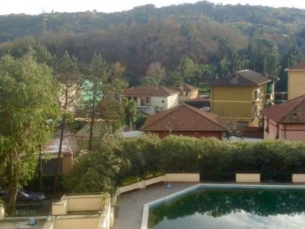 Appartamento in vendita a Rapallo, Centrale, Con giardino, 50 mq