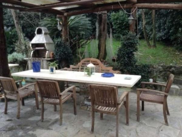 Villa in vendita a Rapallo, Con giardino, 340 mq - Foto 7