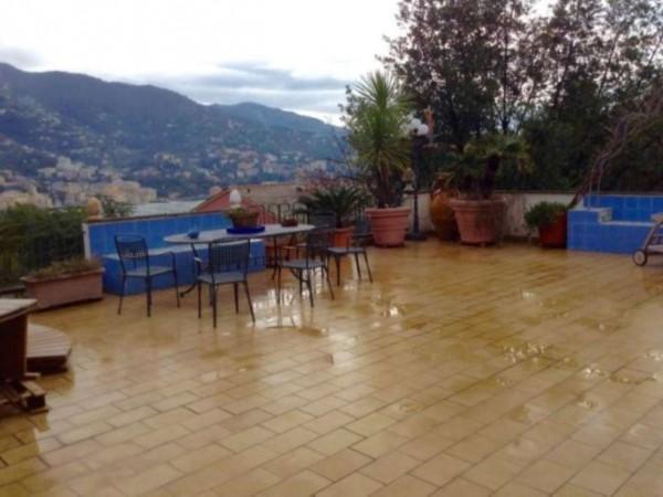Villa in vendita a Rapallo, Con giardino, 340 mq - Foto 14