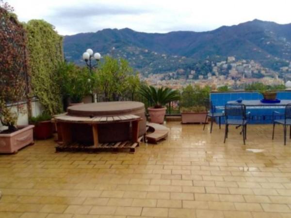 Villa in vendita a Rapallo, Con giardino, 340 mq - Foto 1
