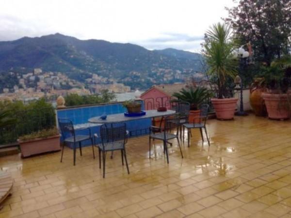 Villa In Vendita A Rapallo Con Giardino 340 Mq Bc