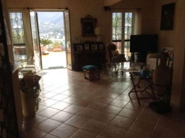 Villa in vendita a Rapallo, Con giardino, 340 mq - Foto 11