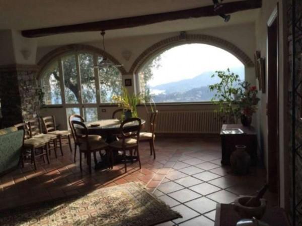 Villa in vendita a Rapallo, Sant'agostino, Con giardino, 270 mq - Foto 14