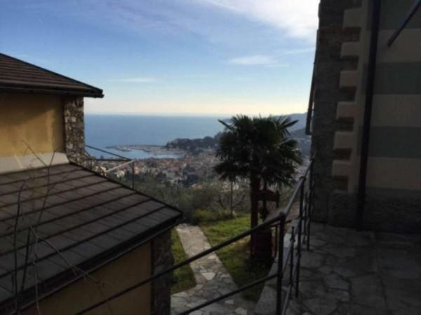 Villa in vendita a Rapallo, Sant'agostino, Con giardino, 270 mq - Foto 12