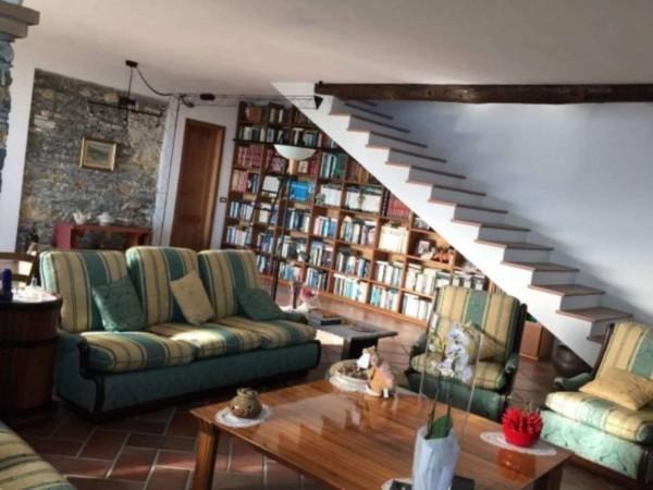 Villa in vendita a Rapallo, Sant'agostino, Con giardino, 270 mq - Foto 13