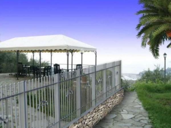 Villa in vendita a Rapallo, Sant'agostino, Con giardino, 270 mq - Foto 15