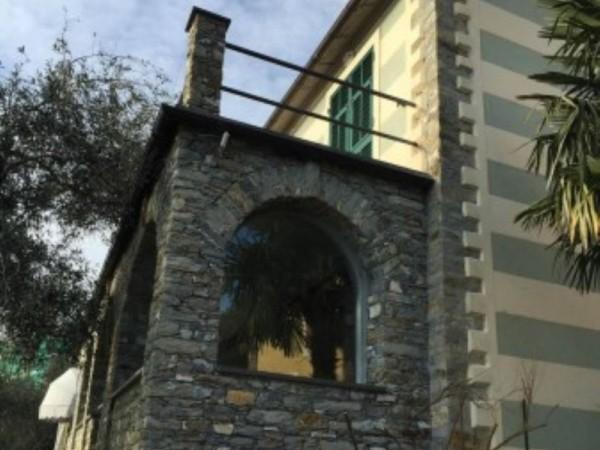 Villa in vendita a Rapallo, Sant'agostino, Con giardino, 270 mq - Foto 11