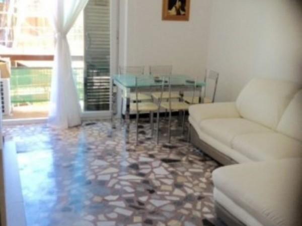 Appartamento in vendita a Rapallo, Via Torino, Arredato, 75 mq
