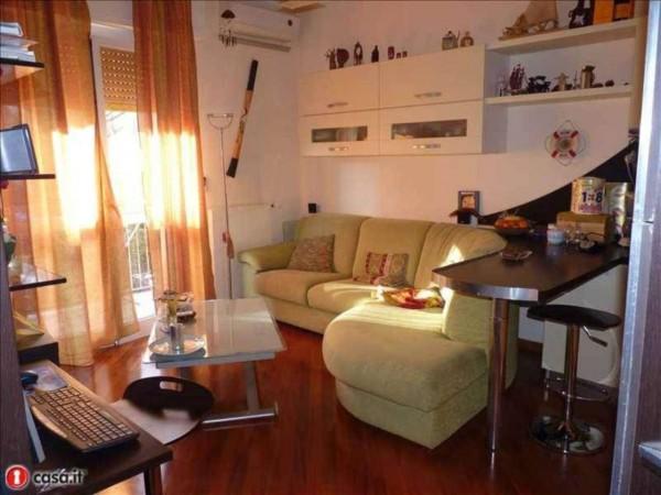 Appartamento in vendita a Rapallo, Santa Maria Del Campo, 45 mq
