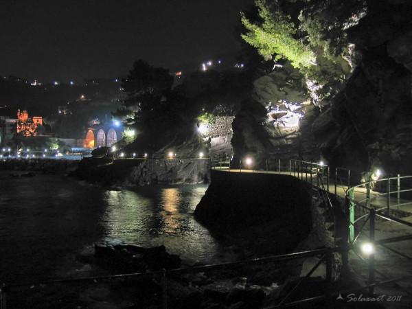Appartamento in vendita a Rapallo, Porto, Arredato, con giardino, 45 mq - Foto 10