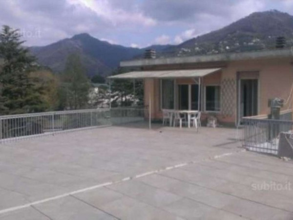 Appartamento in vendita a Rapallo, Sant'anna, 155 mq - Foto 1