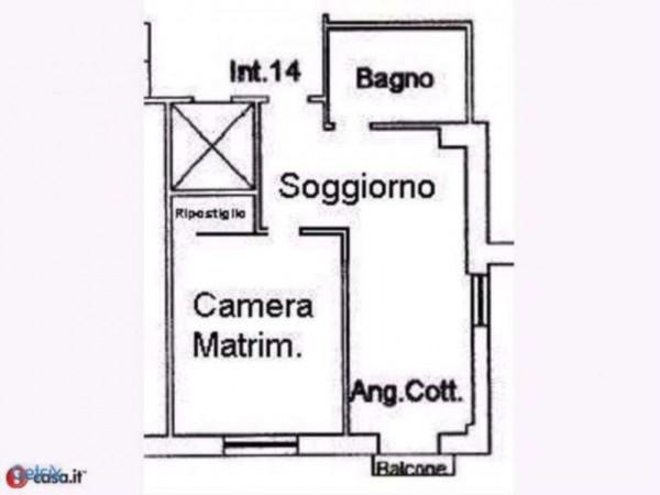 Appartamento in vendita a Rapallo, Scuole Rosse, 45 mq - Foto 2