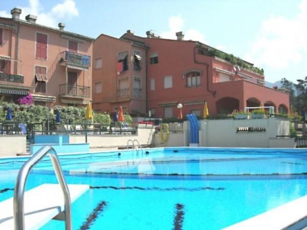 Appartamento in vendita a Rapallo, Arredato, con giardino, 45 mq