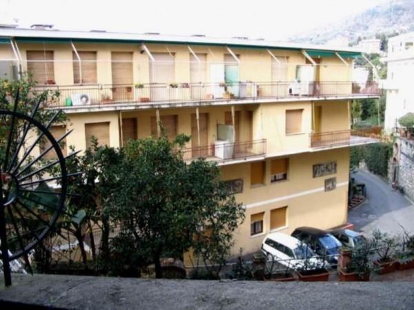 Appartamento in vendita a Rapallo, Arredato, con giardino, 45 mq - Foto 7