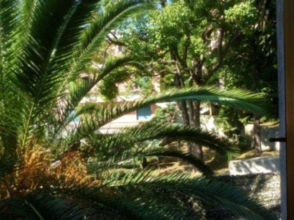 Appartamento in vendita a Rapallo, Santa Maria Del Campo, Arredato, con giardino, 45 mq - Foto 1