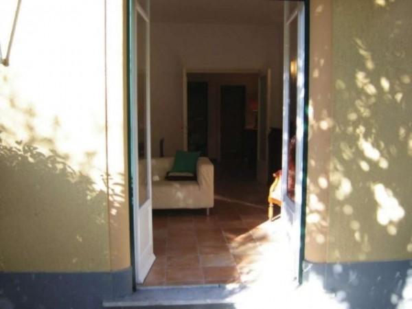 Appartamento in vendita a Rapallo, Mare, Arredato, con giardino, 110 mq - Foto 24