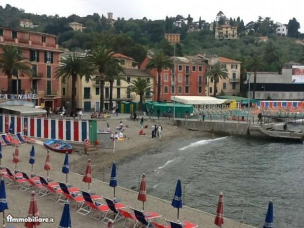 Appartamento in vendita a Rapallo, Mare, Arredato, con giardino, 110 mq - Foto 3