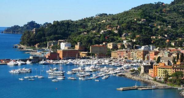 Appartamento in vendita a Rapallo, Mare, Arredato, con giardino, 110 mq - Foto 2