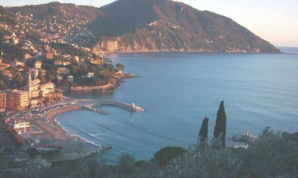 Appartamento in vendita a Rapallo, Mare, Arredato, con giardino, 110 mq - Foto 4