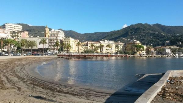 Appartamento in vendita a Rapallo, Mare, Arredato, con giardino, 110 mq - Foto 10