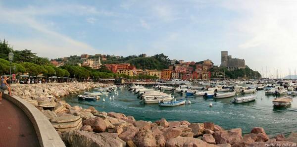 Appartamento in vendita a Rapallo, Mare, Arredato, con giardino, 110 mq - Foto 9