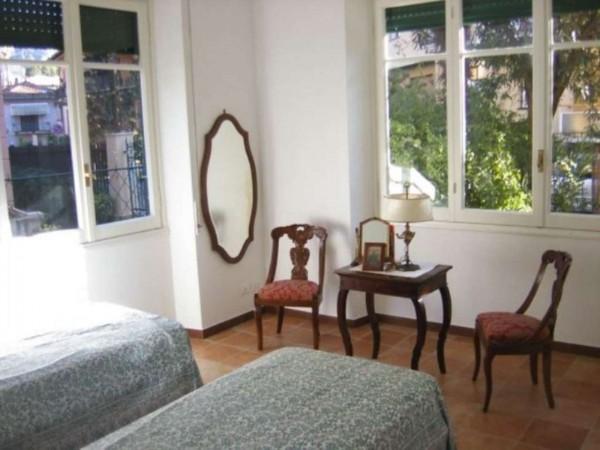 Appartamento in vendita a Rapallo, Mare, Arredato, con giardino, 110 mq - Foto 26