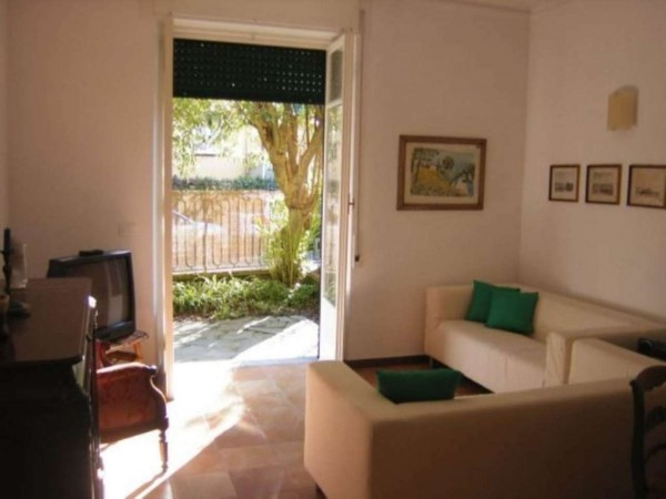 Appartamento in vendita a Rapallo, Mare, Arredato, con giardino, 110 mq - Foto 23