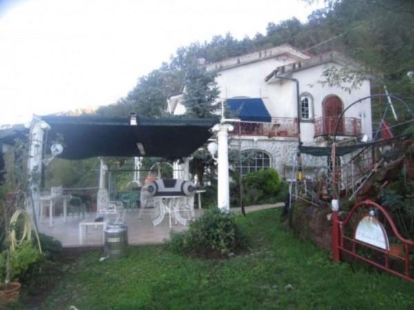 Villa in vendita a Rapallo, San Maurizio, Con giardino, 375 mq - Foto 1
