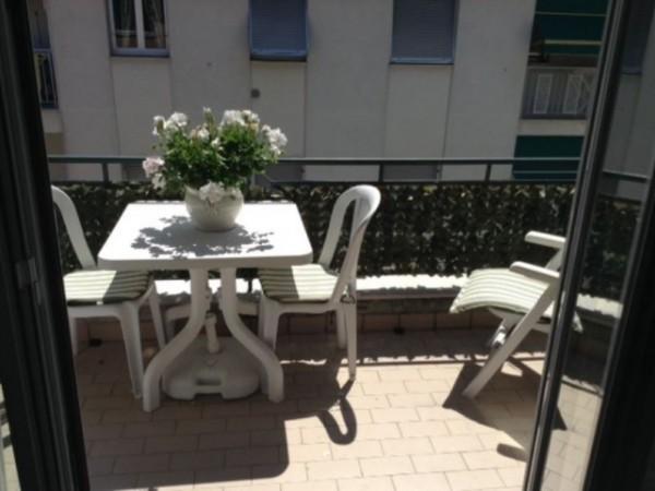 Appartamento in vendita a Rapallo, Centrale, Arredato, 120 mq - Foto 1
