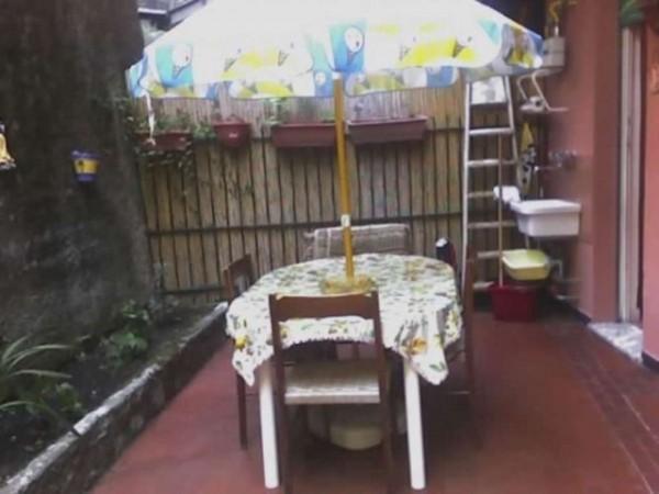 Appartamento in vendita a Rapallo, Arredato, con giardino, 55 mq - Foto 8