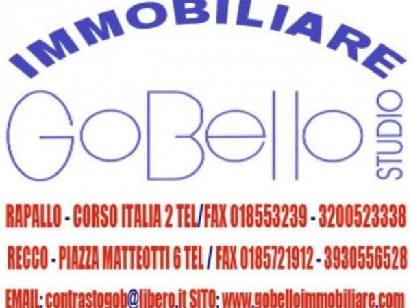 Appartamento in vendita a Rapallo, Arredato, con giardino, 55 mq - Foto 4