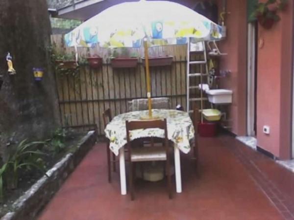 Appartamento in vendita a Rapallo, Arredato, con giardino, 55 mq