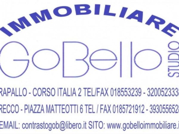 Appartamento in vendita a Rapallo, Corso Colombo, Con giardino, 105 mq - Foto 4