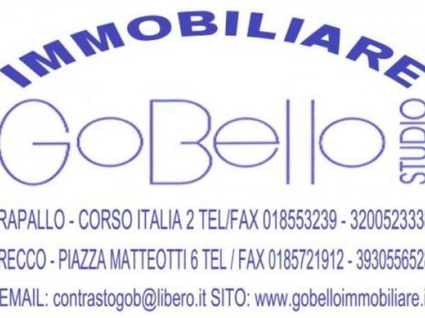 Negozio in affitto a Rapallo, 45 mq