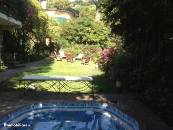 Villa in vendita a Rapallo, San Michele Di Pagana, Con giardino, 280 mq - Foto 9